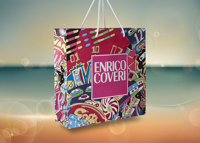 1 | Enrico Coveri | Shopping bag