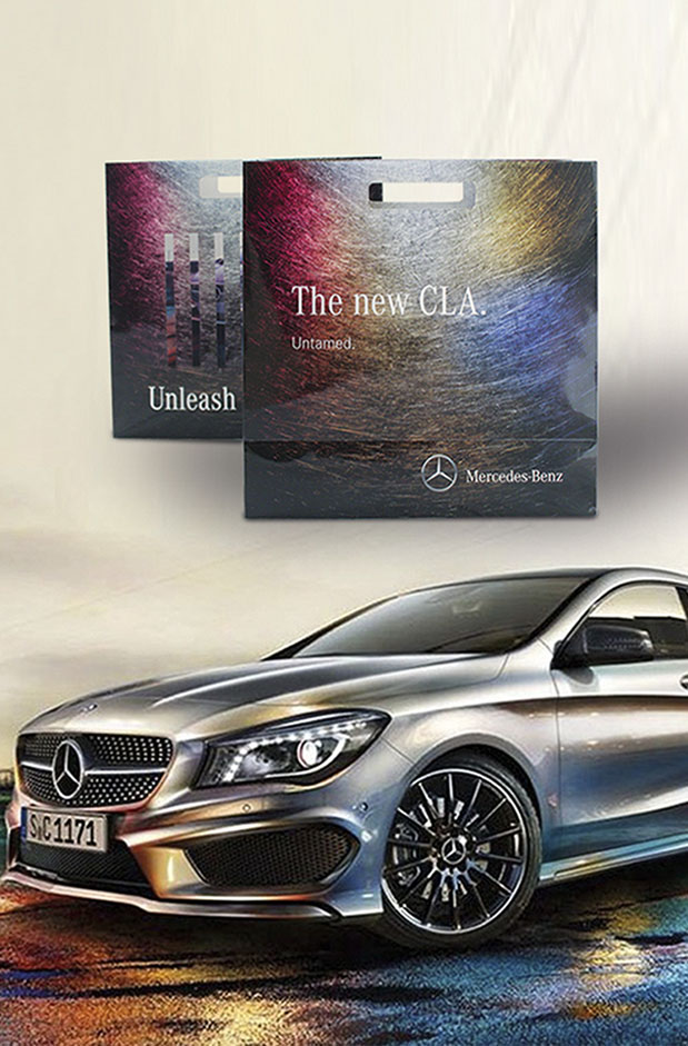 1 | Mercedes | Shopping bag