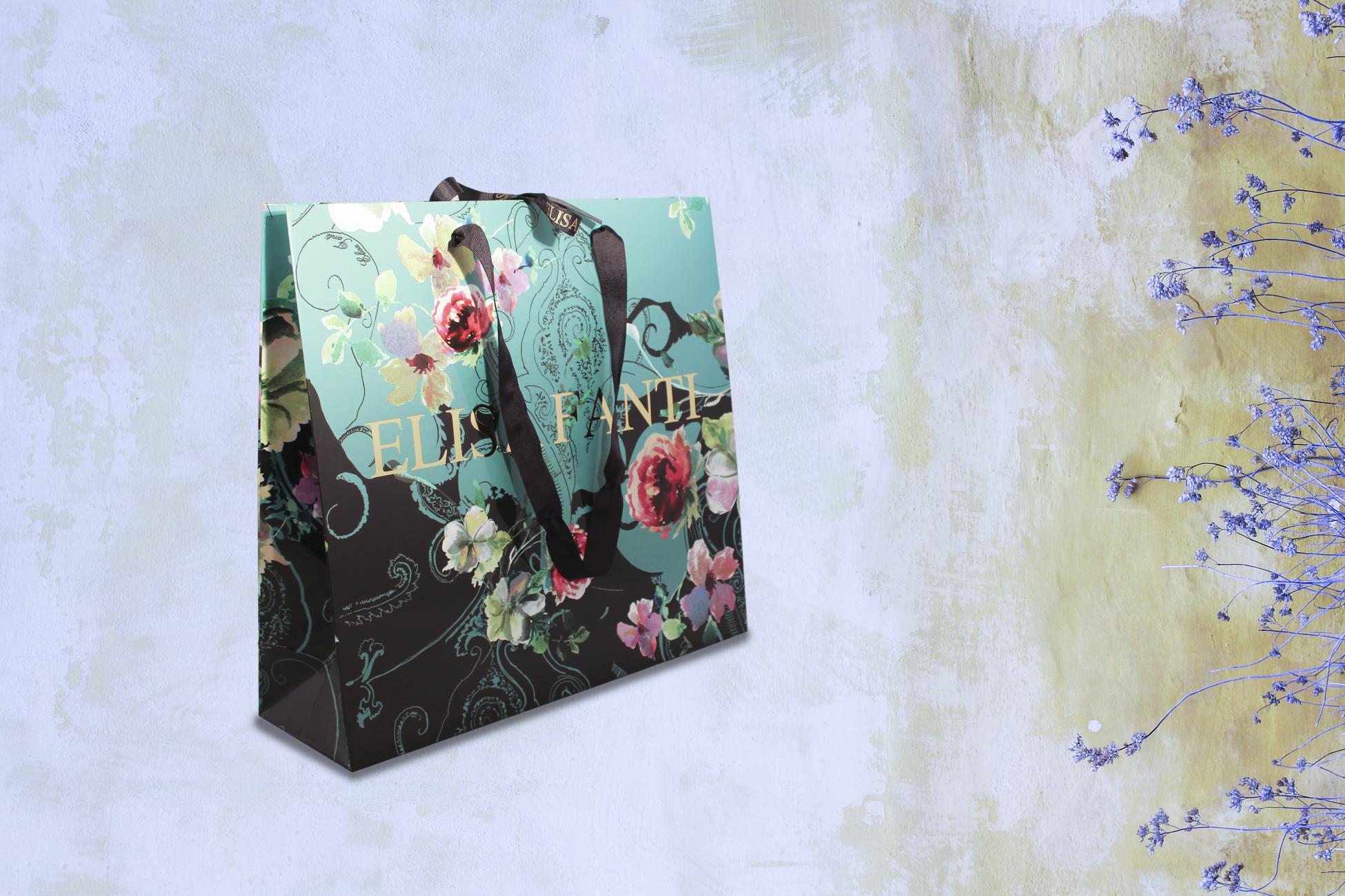 2 | Elisa Fanti | Shopping bag