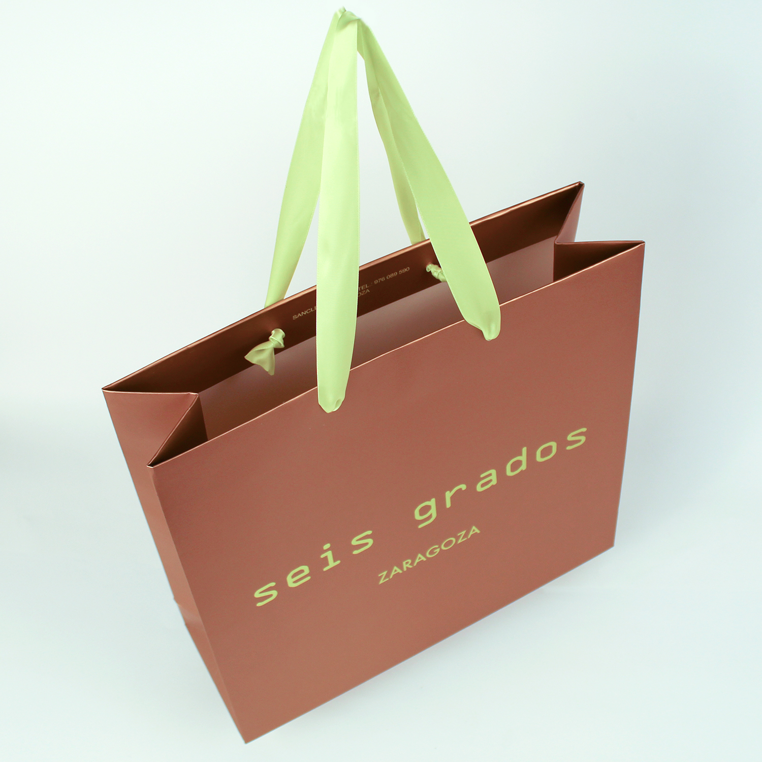 1 | Seis Grados | Shopping bag