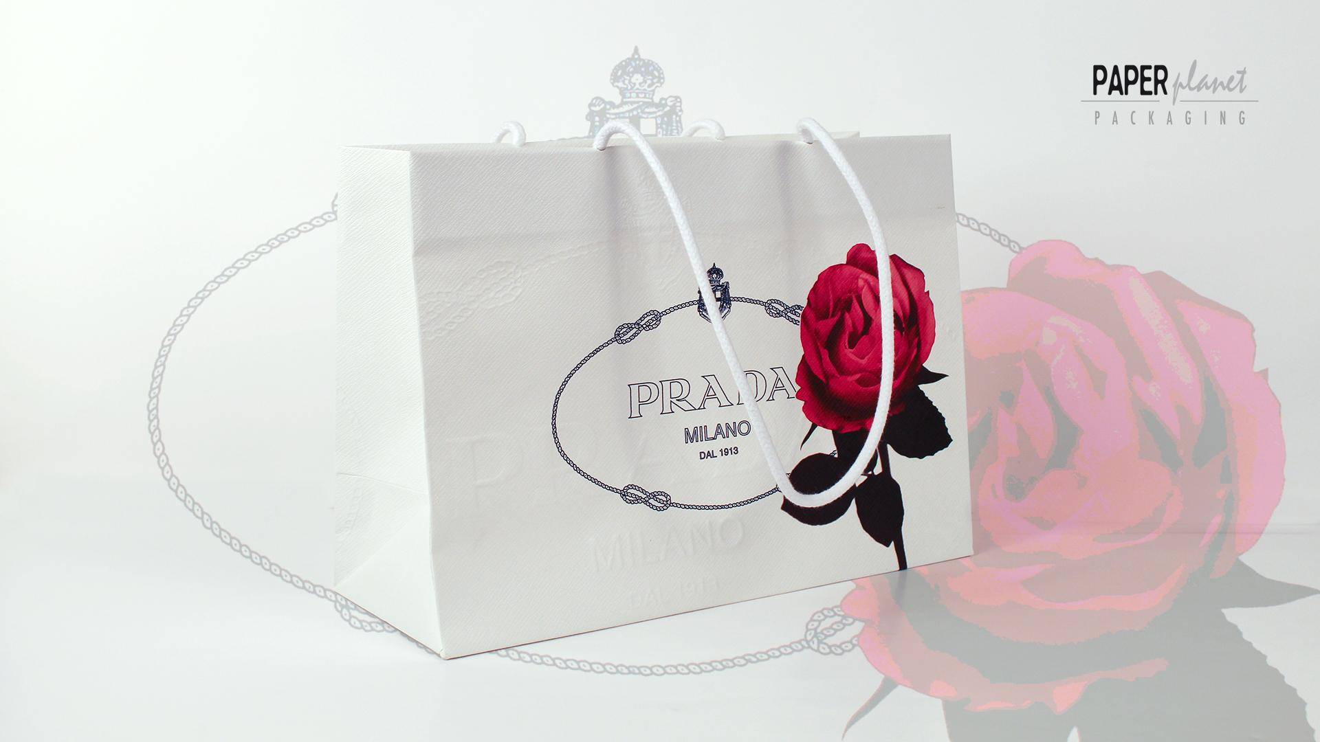 1 | Prada | Shopping bag