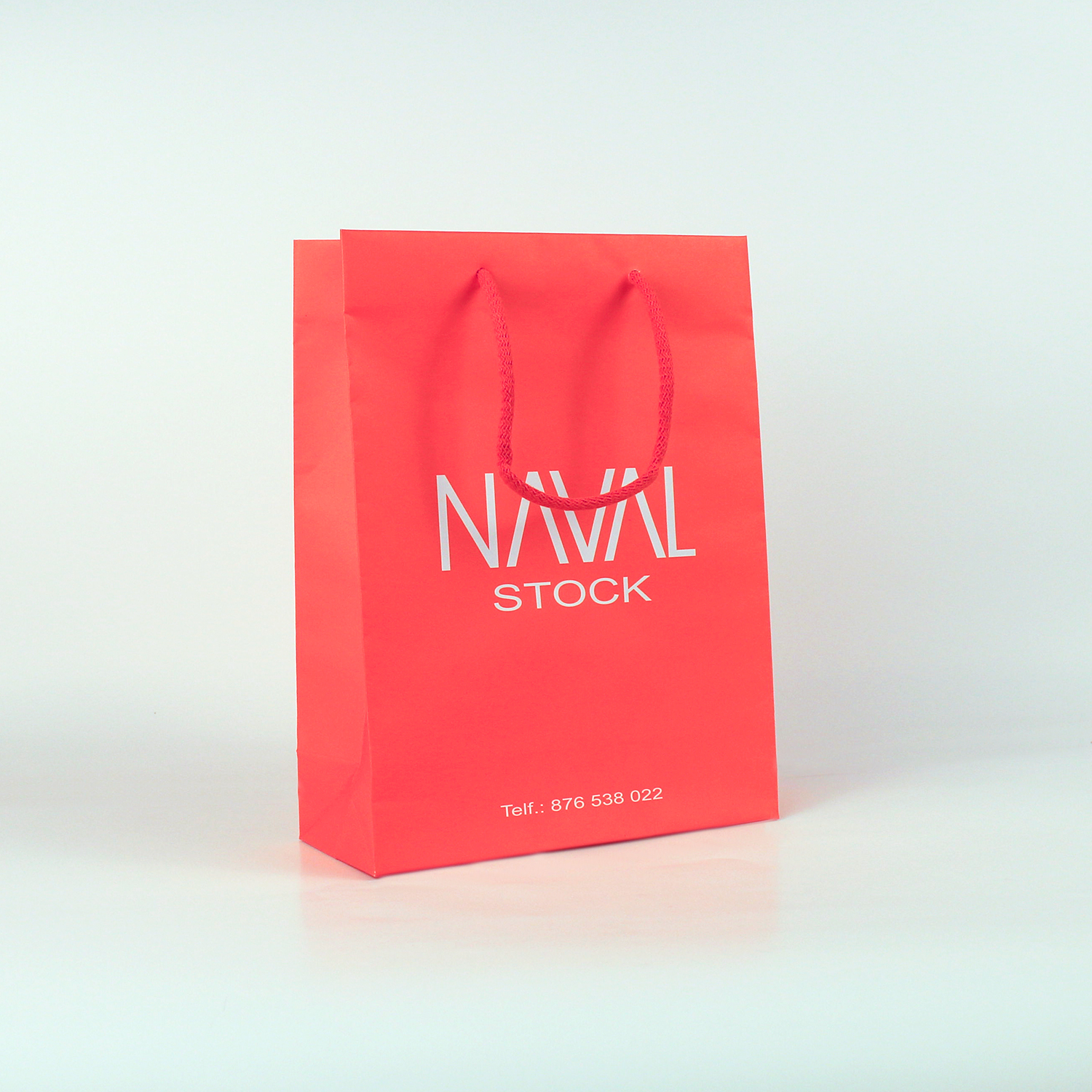 1 | Naval | Shopping bag