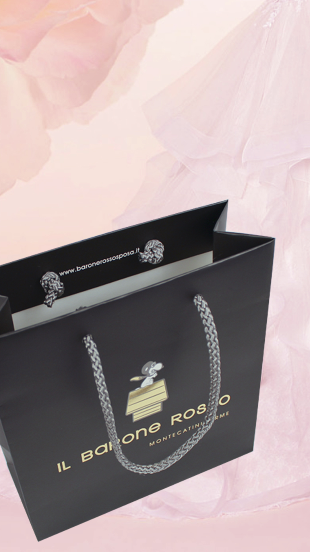 1 | Il Barone Rosso | Shopping bag