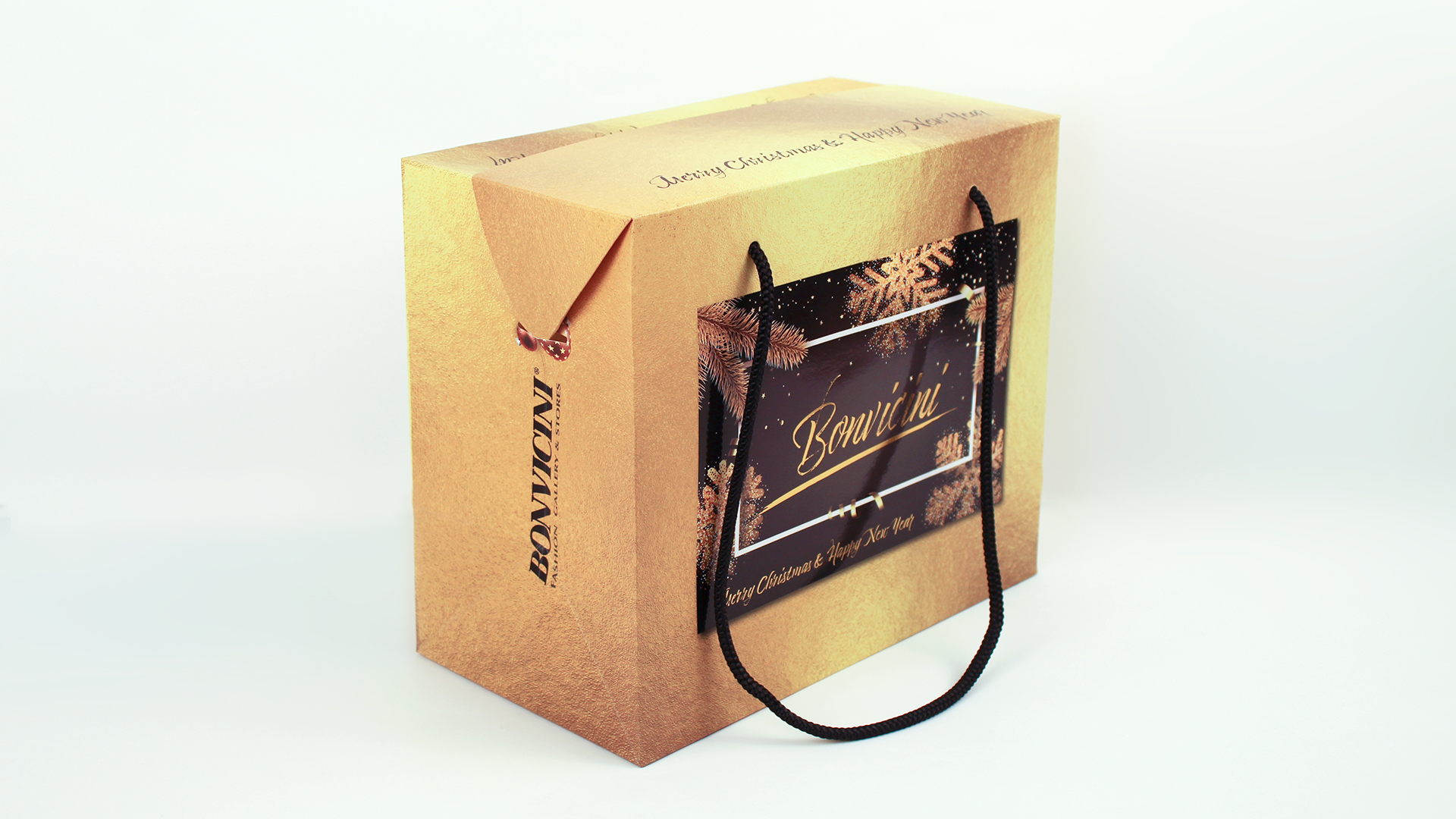 4 | Bonvicini | Shopping bag box